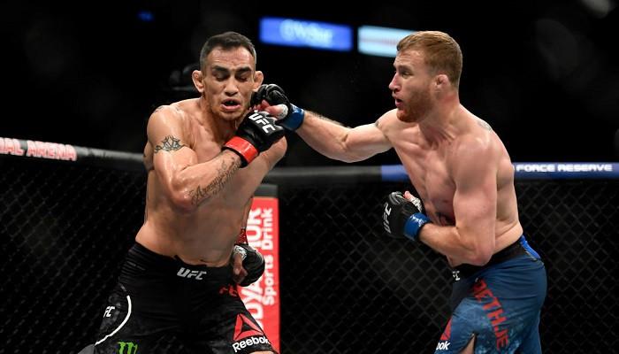 Фергюсон Гэтжи UFC 249