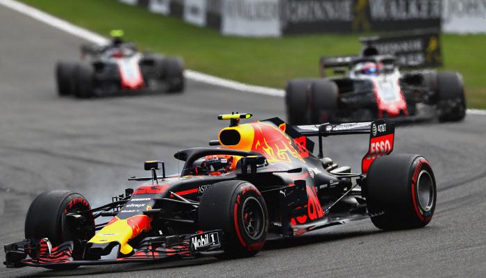 Власти разрешили проведение Гран-при Бельгии без зрителей