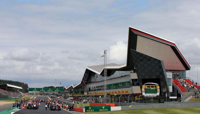 Сильверстоун Гран-при Великобритании Формула-1