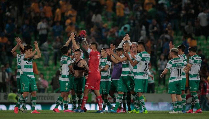 Сантос Лагуна Мексика Лига MX