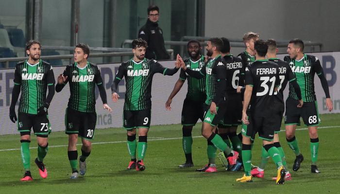 Сассуоло – перший клуб Серії А, який оголосив про відновлення тренувань