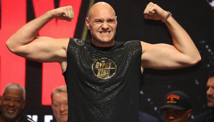 Ф'юрі не включив Усика в список боксерів, з якими планує побитися