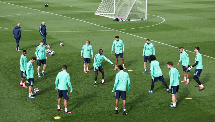 Реал планирует возобновить тренировки с 11 мая
