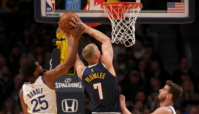 НБА Голден Стэйт Денвер Наггетс