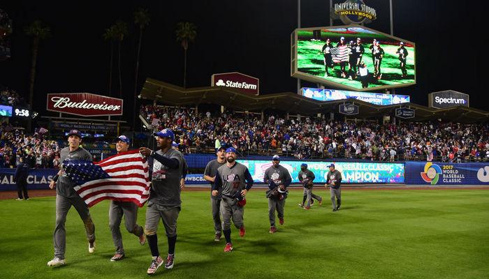 Сборная США по бейсболу Мировая классика