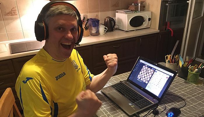 Украина выиграла Мировую лигу по шахматам Live Chess, разгромив в финале Россию