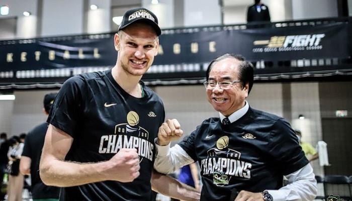 Украинский баскетболист Зайцев признан лучшим защитником чемпионата Тайваня