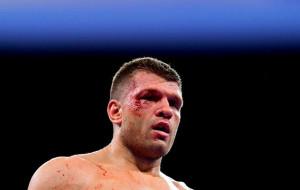 Деревянченко: «Хочу стать чемпионом. Мне маленьких звеньев не хватает для того, чтобы забрать пояс себе»