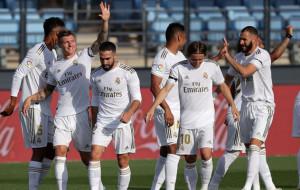 Гранада – Реал Мадрид. Відео огляд матчу за 13 травня