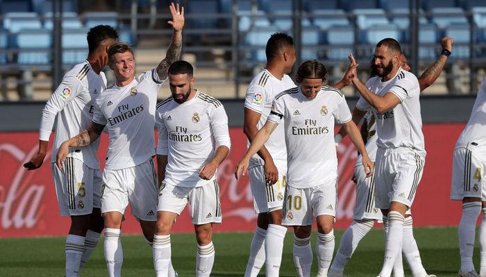 Реал Мадрид Примера