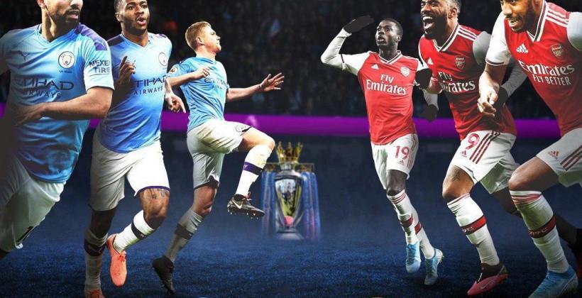 Манчестер Сіті – Арсенал де дивитися онлайн трансляцію чемпіонату Англії