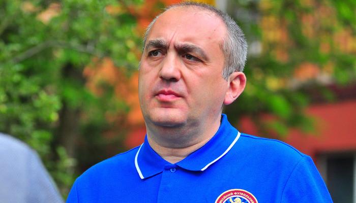 Цецадзе уволен с поста главного тренера ПФК Львов — СМИ