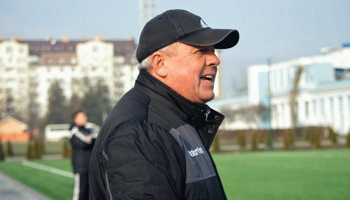 Михаил Иваница ФК Ужгород