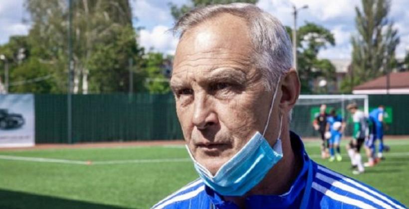 Кремень расстанется с главным тренером Свистуном после вылета во Вторую лигу