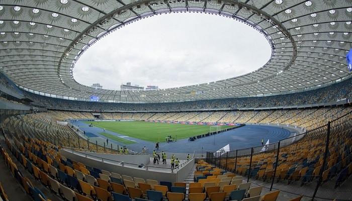 На матч Україна – Іспанія продано близько 11 тисяч квитків