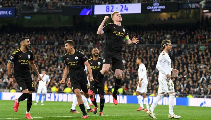 Манчестер Сити Реал Мадрид Лига чемпионов_где_смотреть_матч