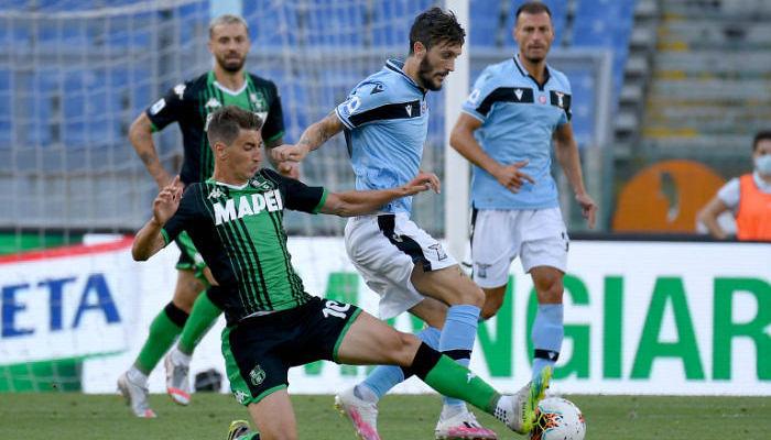 Лацио проиграл Сассуоло, потерпев третье поражение кряду