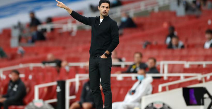 """Артета: """"Я бачив команду, повну ентузіазму. Але турнірну таблицю очолює не Арсенал"""""""
