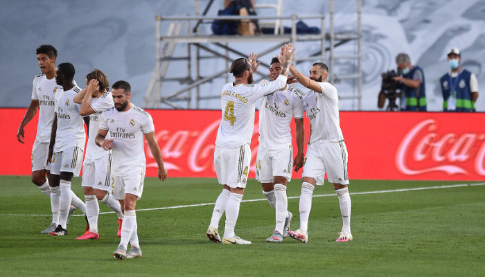 Реал - Интер - где смотреть видеотрансляцию матча
