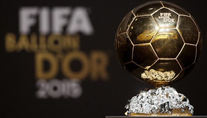 Церемония вручения Золотого мяча-2021 состоится 29 ноября