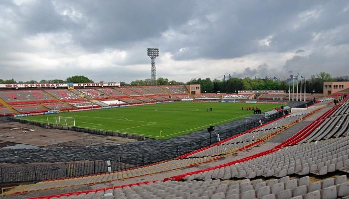 Вартість реконструкції стадіону в Кривому Розі може зрости до 600 млн гривень