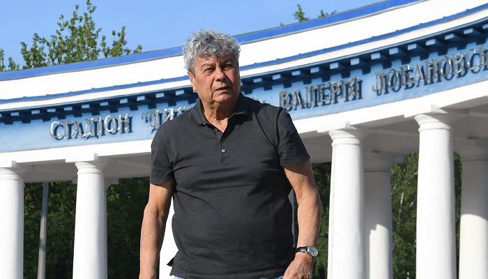 Луческу Динамо Киев