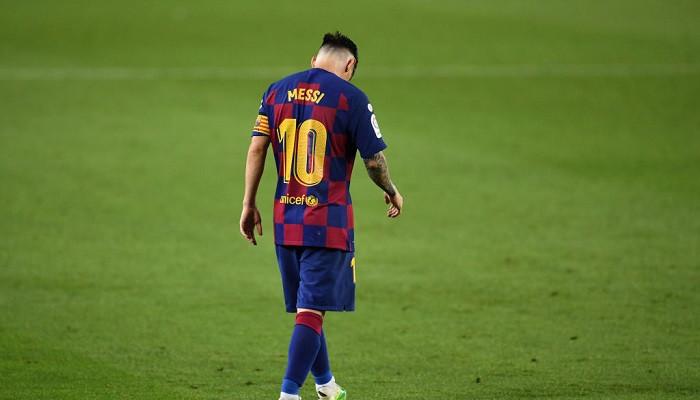 Месси Барселона