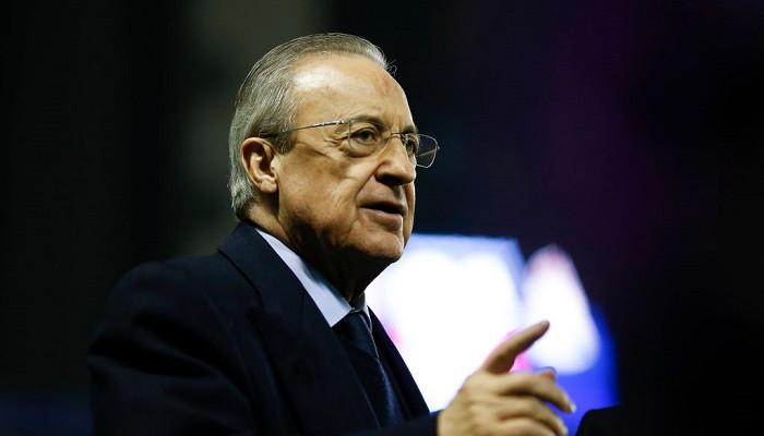 Перес Реал Мадрид