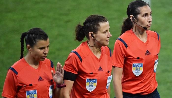 Монзуль призначена на матч Ліги націй між Сан-Марино і Гібралтаром