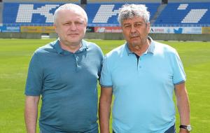 Игорь Суркис: «Международное признание — это следующая ступень команды, которую в Киеве выстраивает Луческу»