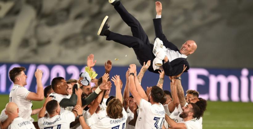 Чемпионство Реала – мастер-класс Зидана. Это было мощно