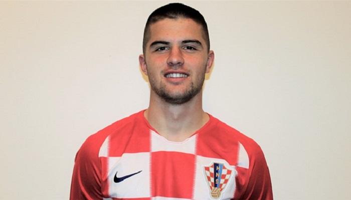 Минай усилился центрбеком юношеской сборной Хорватии Матичем