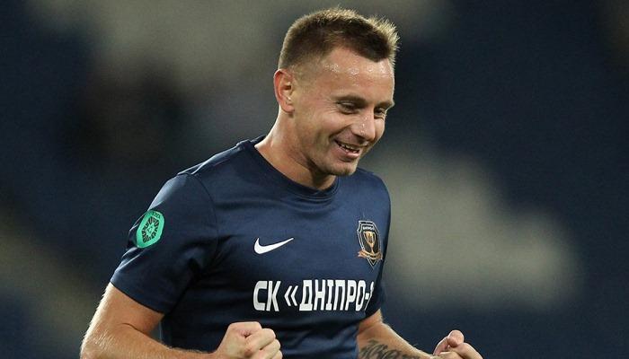 Дніпро-1 дозаявив на сезон Чічікова