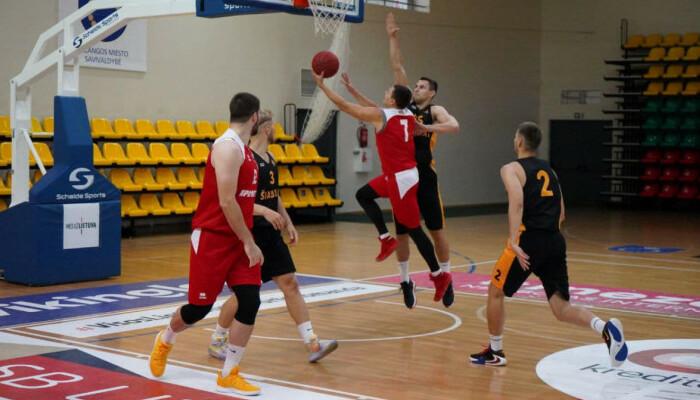 Прометей здобув другу перемогу на передсезонному зборі в Литві