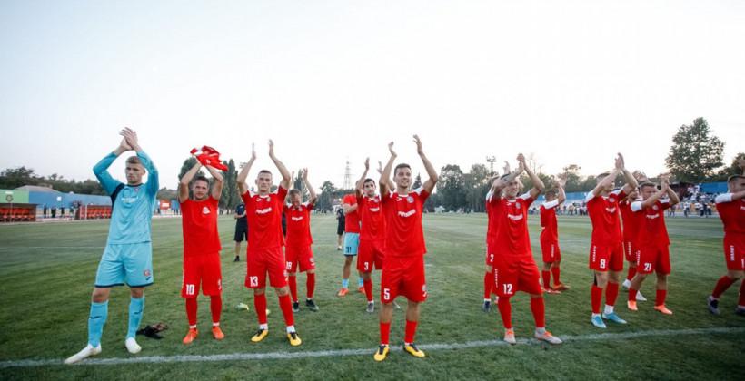 Друга ліга. Кривбас обіграв Балкани, Чайка відібрала очки у Поділля та інші матчі