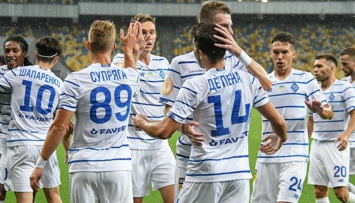 Динамо - Шкендия где смотреть онлайн видеотрансляцию матча