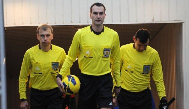 Матч Динамо – Олександрія розсудить Козиряцький – всі призначення арбітрів на 7-й тур Favbet Ліги
