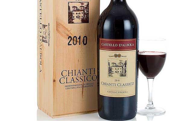 Кандидат на бутылку…итальянского вина