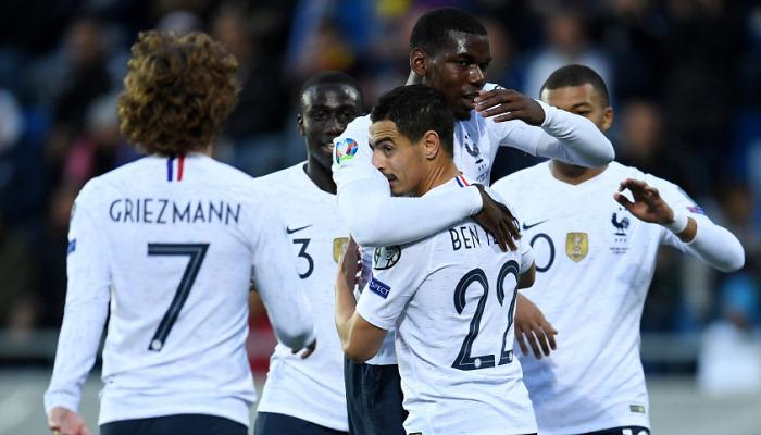 Франція оголосила склад на матчі Ліги націй. Погба не отримав виклик через зараження коронавірусом