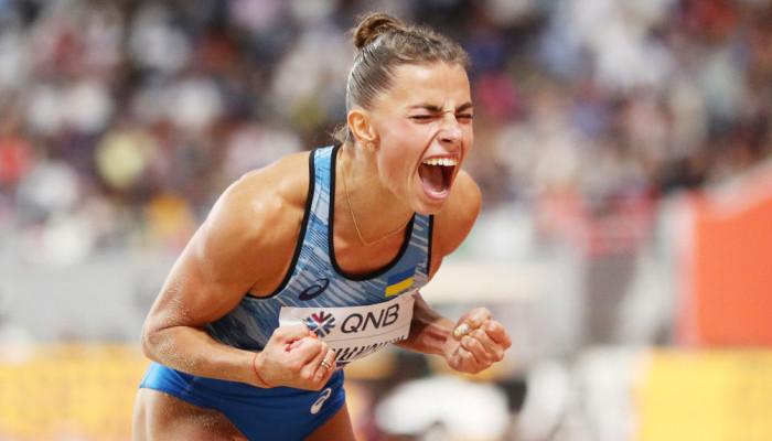 Бех-Романчук — победительница этапа Бриллиантовой лиги в Стокгольме