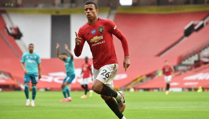 Манчестер Юнайтед запропонує новий контракт для Грінвуда