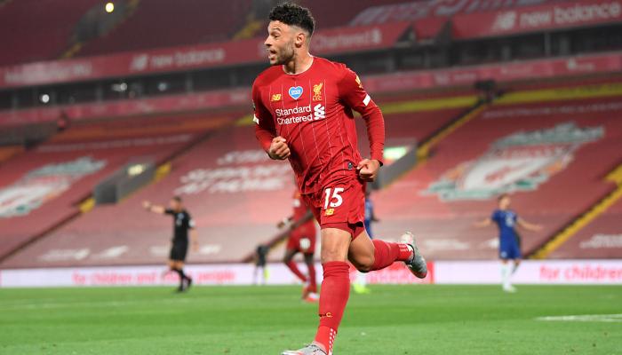 Окслейд-Чемберлен пропустить матч за Суперкубок Англії через травму коліна