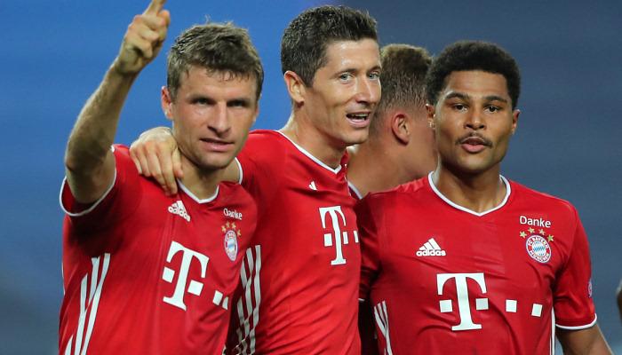 Бавария - Севилья - где смотреть матч за Суперкубок УЕФА