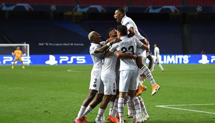 ПСЖ вырвал победу над Аталантой и вышел в полуфинал Лиги чемпионов