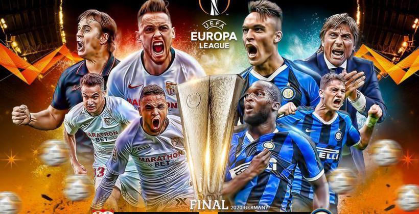 Севилья - Интер - где смотреть трансляцию финала Лиги Европы
