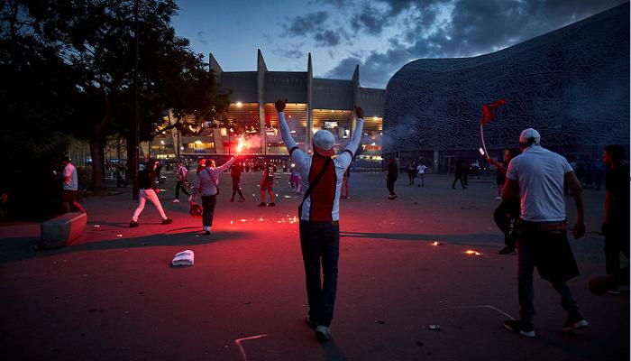 В Париже произошли беспорядки после поражения ПСЖ в финале Лиги чемпионов