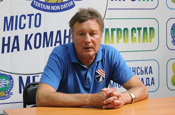 Кристалл может возглавить экс-тренер Таврии Шевченко