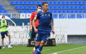Тимчик в старті Динамо на матч Favbet Ліги з Дніпром-1