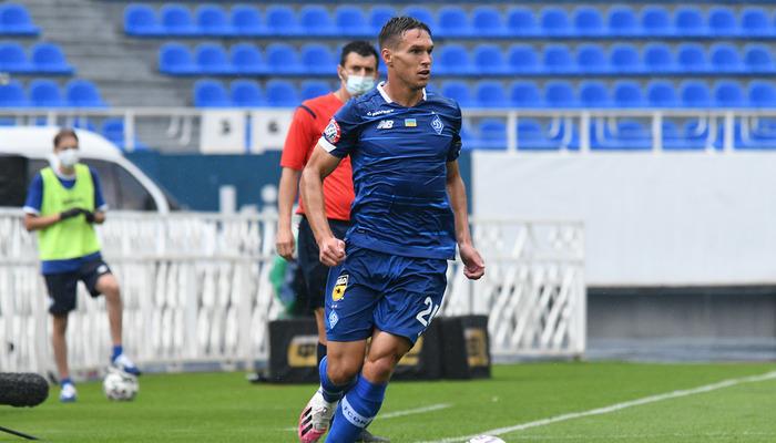 Захисник Динамо Тимчик пропустить мінімум місяць через надрив м'яза стегна