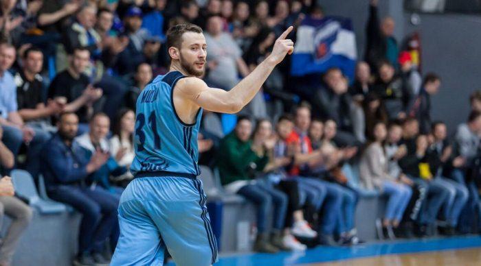 Киев-Баскет подписал защитника сборной Украины Мишулу